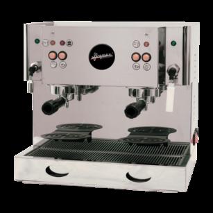 Μηχανή Espresso DUE INOX