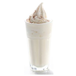 white cold chocolate λευκή κρύα σοκολάτα